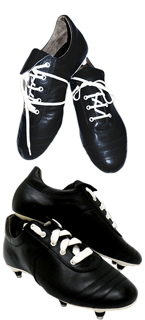 FOOTBALL AND RUGBY BOOTS